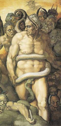 El Diablo - Michelangelo