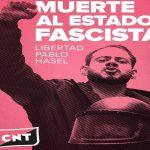 Pablo Hasél libero!